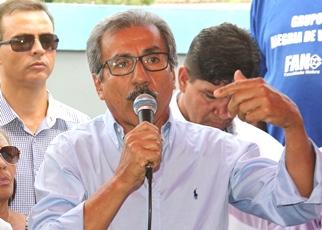 Ribeiro disse que pretende trabalhar mais, do que se fosse ele o candidato