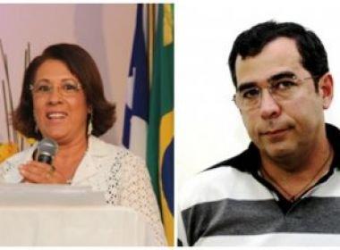 Ambos demonstram intenção de candidatura a cadeira executiva este ano. Tânia  buscaria a reeleição