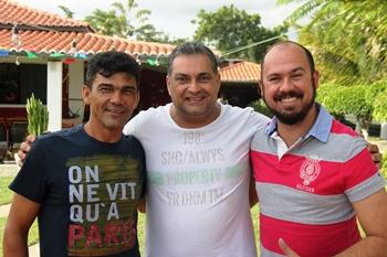 Luciano Araújo comemora a possível formação de uma terceira via para Retirolândia
