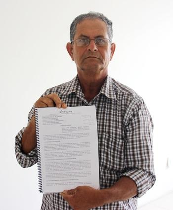 Para Marivaldo a quantidade de irregularidade encontrada no parecer do TCM deveria ser para reprovação, mas é o contrário