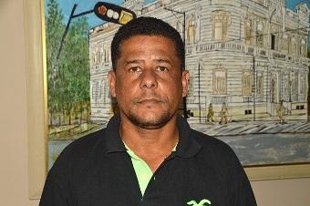 Assessor do deputado Fernando Torres, Sidney Freitas.