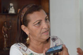 Vereadora Branca (PSB) reclamou da falta de atenção do atual gestor.