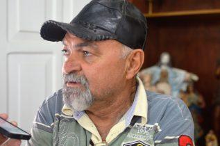 Carlos Alberto foi o vereador mais votado em 2012.