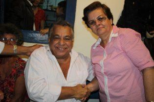 Lúcia e Arismário dois ex-prefeitos buscam o reconhecimento da população capelense   Foto VR14