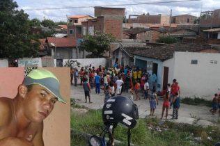Segunda vítima estava no Bairro Mãe Rufina quando foi atingida por tiros