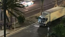 Caminhão pode ser usado por terrorista