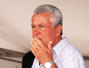 Natural de Ichu-BA, Capeta fez história em Mairi onde se tornou um dos maiores lideres | Foto: arquivo Raimundo Mascarenhas