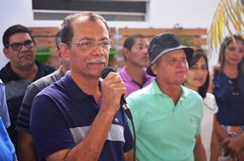 Catarino Rios vai para um novo embate na condição de vice   Foto: Teones Araújo