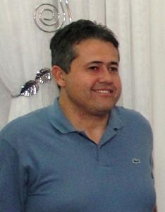 Alex que venceu as duas últimas eleições, disse que está confiante de chegar a terceira vitória | Foto: Raimundo Mascarenhas
