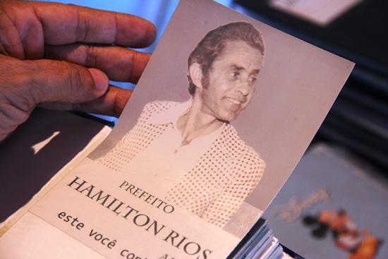 Ex-prefeito de Coité Hamilton Rios
