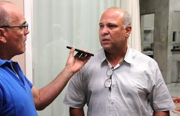 Delegado disse que Cássio em nenhum momento mostrou-se abalado com a morte de que diz que tanto ama   Foto: Raimundo Mascarenhas