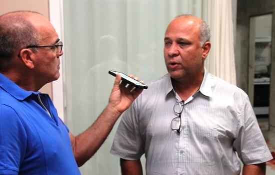 Delegado disse que já tem como iniciar as investigações | Foto: Raimundo Mascarenhas