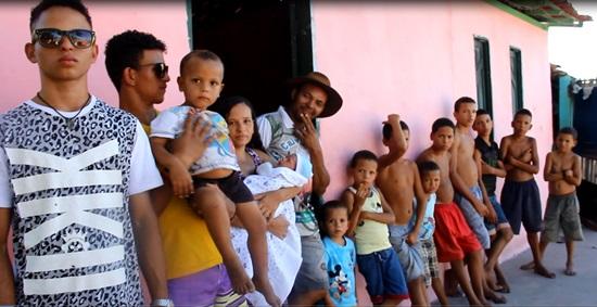 familia de chitão