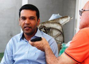 Junior da Darc disse que está disposto a enfrentar a campanha como terceira via, onde o eleitor pode sair da 'meismice'
