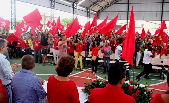PT de Pintadas é juntamente com Vitória da Conquista tem a maior sequência de vitória para prefeito da Bahia. Cinco consecutivas