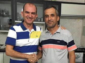 Dr Ney (E) governou o município entre 2009 e 2012 quando tentou a reeleição e perdeu   Foto: Divulgação