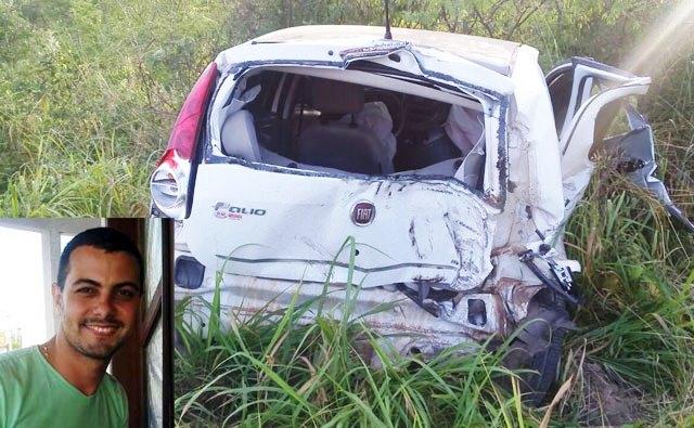 pm morre em acidente