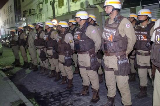 policiamento do 16º - 1
