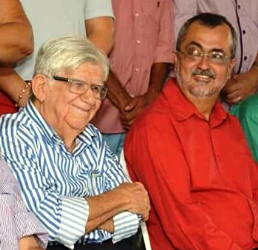 Reinaldo apoiou as duas últimas campanhas de Ismael, perdeu a primeira e venceu a segunda