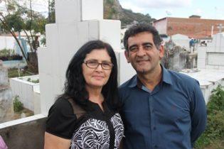 Josenilson conhece Ienata desde que foi anunciado a gravidez depois de muito tratamento da mãe | Foto: Raimundo Mascarenhas