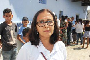 Pró Naná disse que cerca de 10 anos de boa convivência jamais será esquecida | Foto: Raimundo Mascarenhas