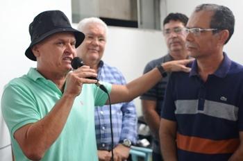 Zé Filho disse que tem experiência política, seu pré-candidato a vice também e Riachão vai ganhar com isso   Foto: Teones Araújo