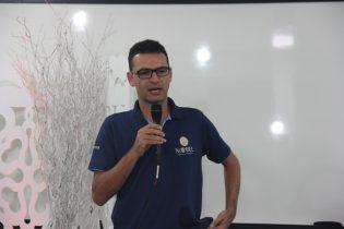 Gabriel Almeida -Diretor e professor de História e Geral | Foto: Raimundo Mascarenhas