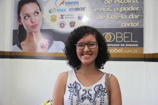 Welle feliz pela qualidade e por estar perto de casa| Foto: Raimundo Mascarenhas