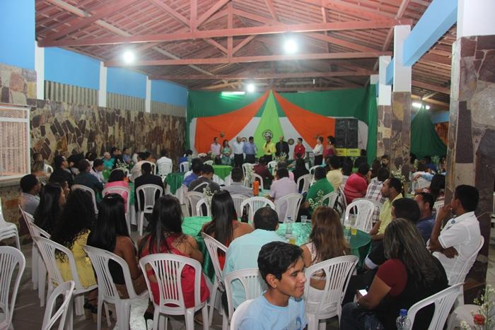 Ato contou com boa presença de público | Foto: Raimundo Mascarenhas