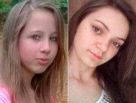 Camile, 13 anos foi morta em dezembro de 2015 e Solange de 17, em abril deste ano