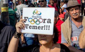 """""""Queremos arenas limpas"""", disse o diretor de Comunicações da Rio-2016"""