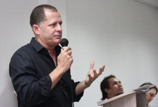 Davi Macedo - Disse que já para o próximo ano novos cursos virão | Foto: Raimundo Mascarenhas
