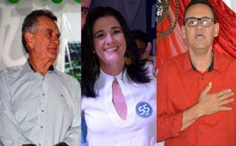 Joélcio Martins , Quitéria e Robson Sena