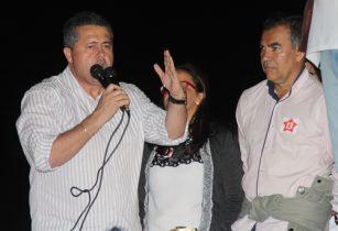 Alex da Piatã acredita que essa eleição deve ser mais fácil que a primeira, pois, Assis tem muita coisa a mostrar | foto: Raimundo Mascarenhas