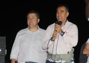 Assis disse que prefere vencer os dois candidatos na urna, pois não tem sabor vencer por WO ou no 'tapetão' | Foto: Raimundo Mascarenhas