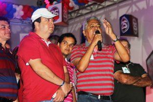 Renato disse que quase desistiu a carreira política | Foto: Raimundo Mascarenhas