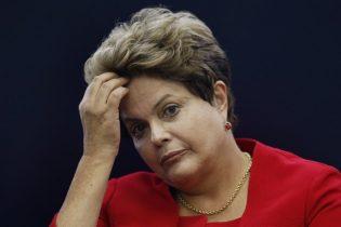 Na semana passada, Dilma divulgou uma carta aberta aos senadores,
