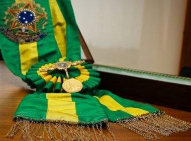 A nova faixa, comprada em 2007 por R$ 55 mil, foi usada por Lula pela primeira vez nas comemorações do Dia da Independência, em 2008.
