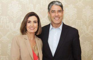 O casal apresentou por muitos anos o Jornal Nacional se separou profissionalmente e agora problema chegou ao relacionamento