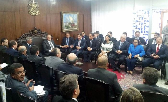 governadores em brasilia