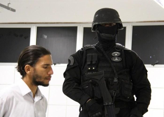 rank Oliveira ameaçou explodir suposta bomba em prova da OAB