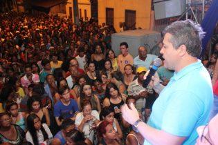 Alex da Piatã disse que esse grupo tem a força do governador Rui Costa, senador Otto Alencar e vice-governador João Leão | Foto: Raimundo Mascarenhas