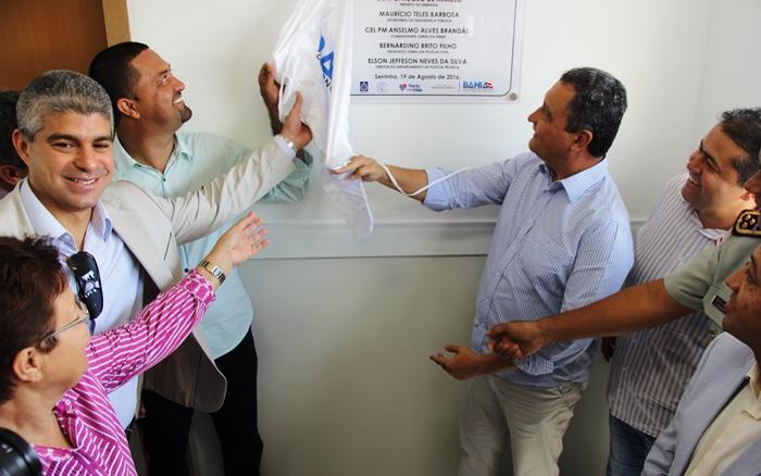 DISEP estão sendo instalados em cidades sede de microrregiões | Foto: Raimundo Mascarenhas