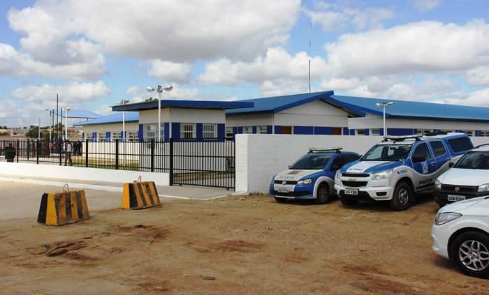 Com inauguração do DISEP, PM, Polícia Civil e Técnica passam a trabalhar em um mesmo espaço em Serrinha