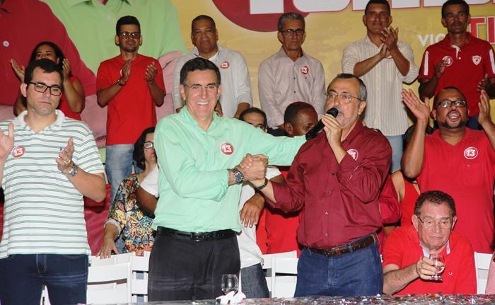 Timótio Almeida está filiado ao PSD e mesmo afastado de cargo eletivo garante que nunca se afastou da política valentense   Foto: Raimundo Mascarenhas