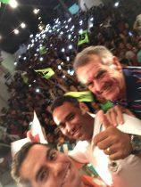 Jolecinho, Joélcio e Marcelo confiantes na vitória
