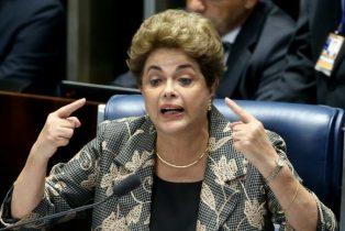 """Dilma Rousseff disse que, caso venha a perder o cargo, o país terá uma ferida """"difícil de ser curada''"""
