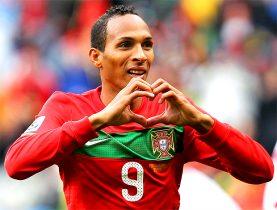 Liedson do Intermunicipal chegou a seleção de Portugal
