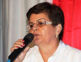 Lúcia que governou o município de Capela do Alto Alegre vai tentar mais uma oportunidade