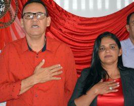 Chapa Robson Sena e Ana Maria deve contar com apoio dos movimentos sociais | Foto: Noticias de Santaluz